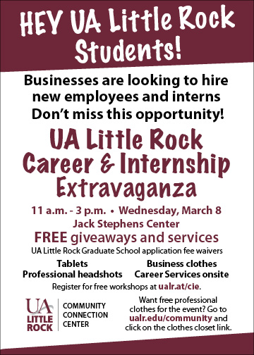 Spring 2017 Career and Internship Extravaganza | The LR Angle