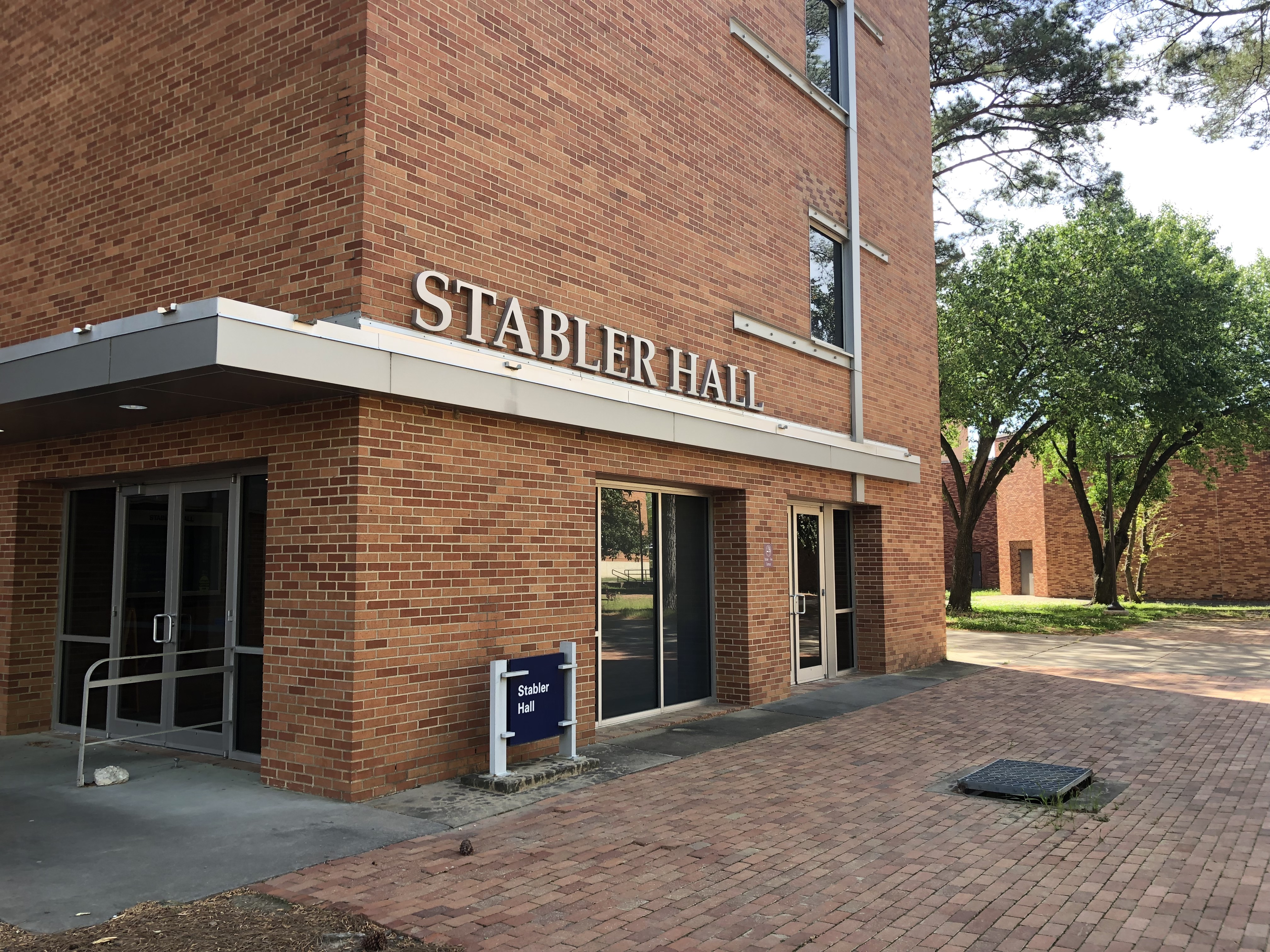 Stabler Hall Tower